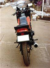 ぴーまんぴっぴっさんのGPz400 左サイド画像