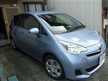 kentu47さんの愛車:トヨタ ラクティス