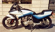 yokozawa1138さんのGSX400F インテリア画像