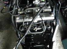 エイジングさんのGPZ400R インテリア画像