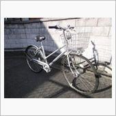 としくん。さんの自転車