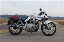 osomatuさんのGSX750S KATANA (カタナ) 左サイド画像