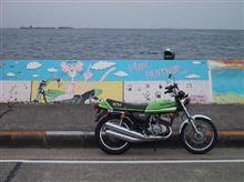 rumble fishさんのKH250 左サイド画像