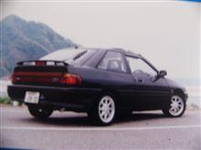 tetsuji0912さんのレーザー クーペ 左サイド画像