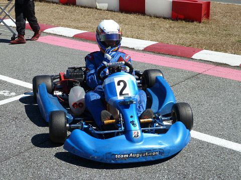 その他 レーシングカート