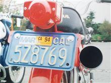 でりキチ三平(旧green.dodge)さんのスーパーカブ C100 リア画像
