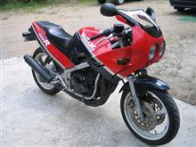 amatera500さんのGSX-R250 左サイド画像
