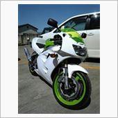 緑豆C25さんのZXR400