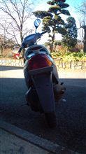 オリゴCcさんのスーナー50S リア画像