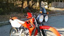 コスマさんのXR650R メイン画像
