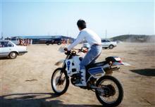 NackyさんのDT200R 左サイド画像