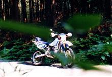 NackyさんのDT200R インテリア画像