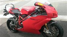 元Ducatistけんいちさんの999R 左サイド画像