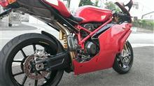 元Ducatistけんいちさんの999R リア画像
