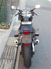 えるうぇいさんのウルフ250 リア画像