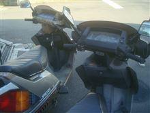 kimu_ninetyさんのスペイシー125ストライカー インテリア画像