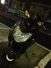 1134さんの愛車:ヤマハ シグナスX FI