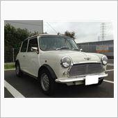 White Bear さんの愛車「ローバー ミニ」
