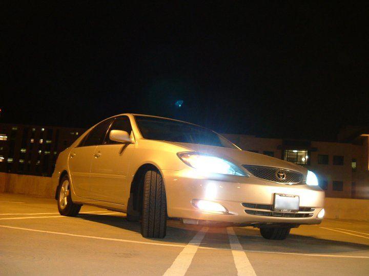 米国トヨタ カムリ