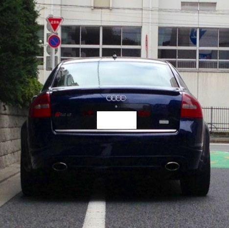 tatsuya0001さんのRS6 (セダン)