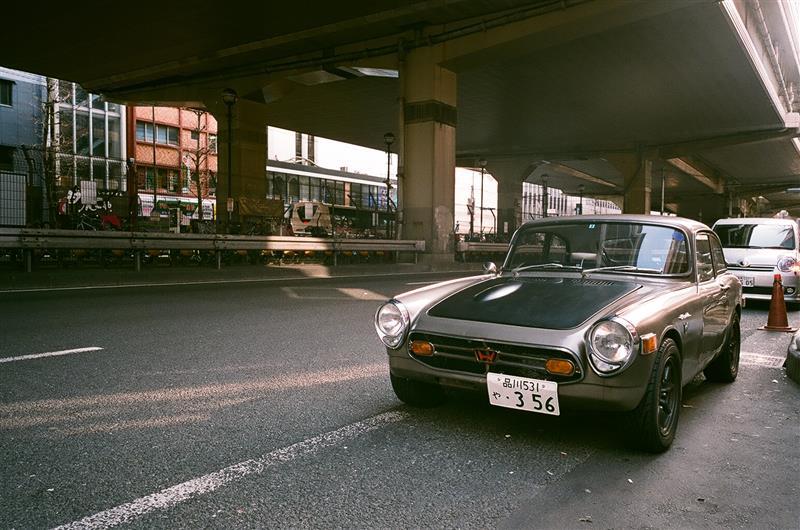 Kuroneko S800さんのS800