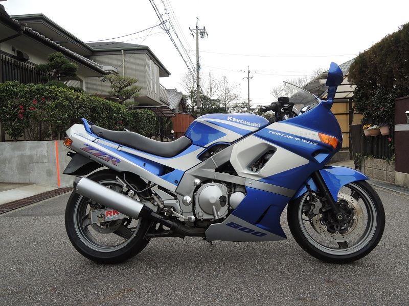 カワサキ ZZR600
