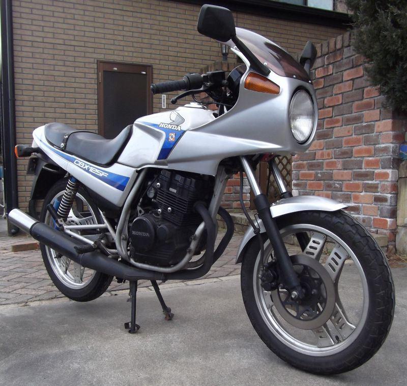 ホンダ CBX125F