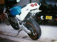 けんけんパーマン☆さんのZXR250R インテリア画像