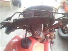 エンドラの騎士さんのハスラー(バイク) インテリア画像