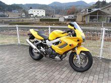 shikaさんのVTR1000F 左サイド画像