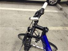 きらっちさんのクロスバイク インテリア画像
