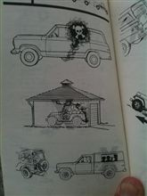 wadahiroさんのジープ インテリア画像