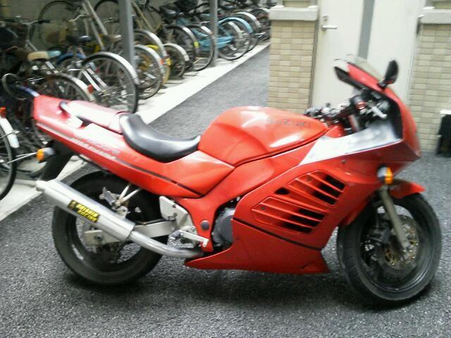 yasuesan38さんのRF400R
