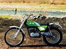 トプ・ガバチョさんのカワサキKT250 (250-TX) メイン画像