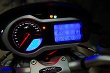 カワベジータさんのブルターレ 1090RR インテリア画像
