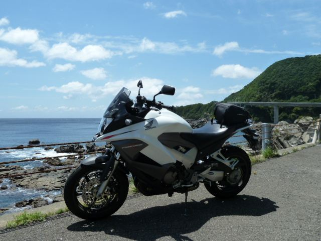 徳島のライダーさんのVFR800X MUGEN
