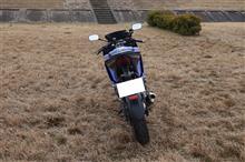 gingaさんのYZF-R15 リア画像