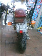 バイ吉-NO.1さんのNS400R リア画像