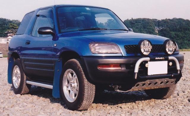 silver-XさんのRAV4 L