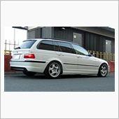 heeday さんの愛車「BMW 3シリーズ ツーリング」