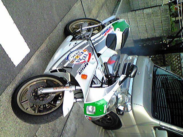 ホンダ NSR250R SP