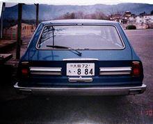 Kobuさんのスカイラインバン リア画像