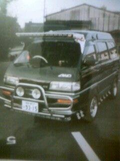 下津Expressさんのライトエースワゴン