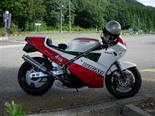 バイクオヤジGOGOさんの851 ストラーダ 左サイド画像