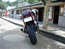 バイクオヤジGOGOさんの851 ストラーダ リア画像