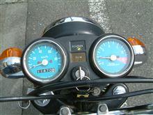 トルクステアさんのCB50JX-1 左サイド画像