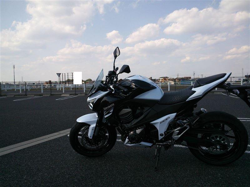 へみゅさんのZ800