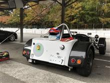 西行さんのスーパーセブン シリーズ3 1300/1600GTケント インテリア画像