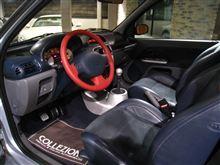 ラモーさんのクリオ V6 ルノー スポール  (ルーテシア) インテリア画像