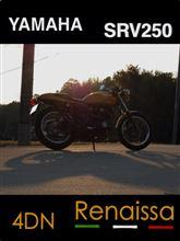 あざみーさんのSRV250 メイン画像